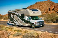 Motorhomes!  Travel In Style!  Get There Quick and Camp In The Great Outdoors!