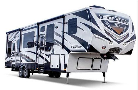 Fifth Wheel Toy Haulers Are So Versatile!  Grab Those Toys and Get Hauling To Wherever You Wish To Camp!